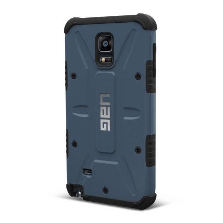 Coque Samsung Galaxy Note 4 UAG Protective Aero - Bleue