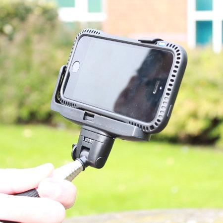 Perche Selfie iPhone et Android avec bouton photo