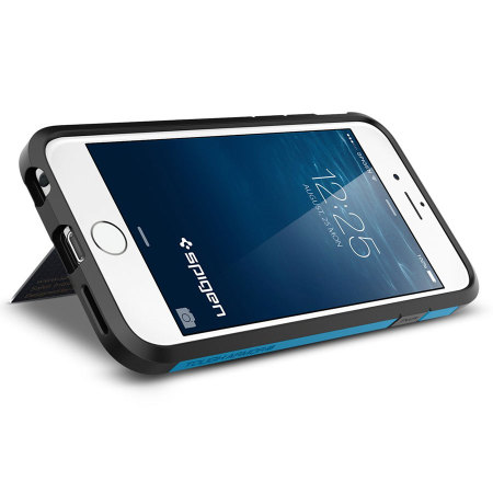 Spigen Tough Armor S iPhone 6S / 6 Case - Electric Blue