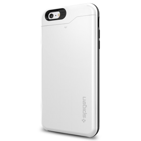 Spigen Slim Armor CS iPhone 6S Plus / 6 Plus Case - Shimmery White
