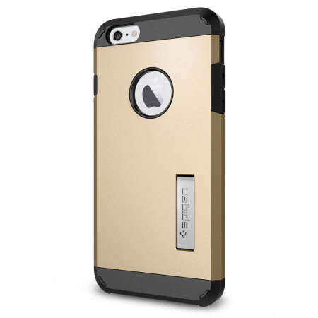 Spigen Tough Armor iPhone 6S Plus / 6 Plus Case - Champagne Gold