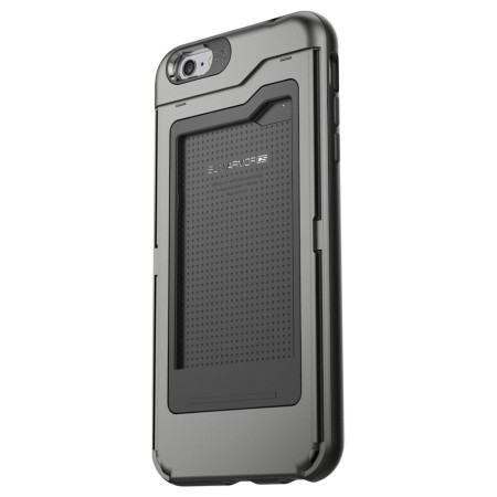 Spigen Slim Armor CS iPhone 6S Plus / 6 Plus Case - Gunmetal