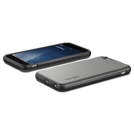 Spigen Slim Armor CS iPhone 6S Plus / 6 Plus Case - Gunmetal