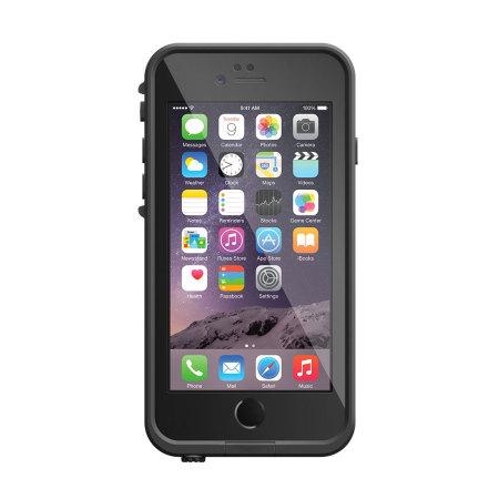 LifeProof Fre iPhone 6 Waterproof Case - Black