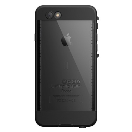 View larger image of lifeproof nuud iphone 6 plus case black