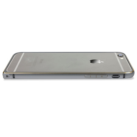 iPhone 6 Aluminium Bumper - Gun Black