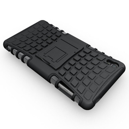 Olixar ArmourDillo Sony Xperia Z3 Protective Case - Black