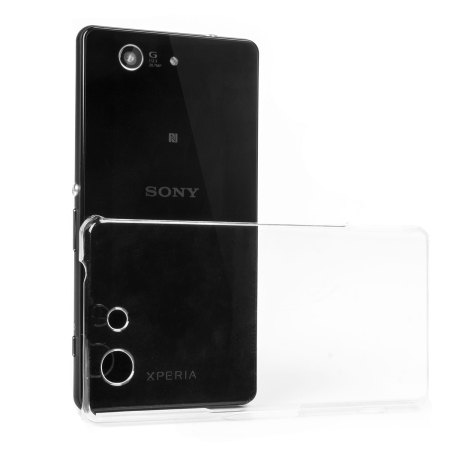 Polycarbonate Sony Xperia Z3 Compact Shell Case - 100% Clear