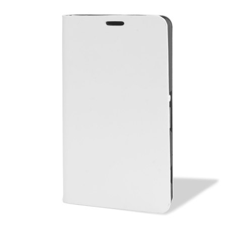 Encase Leather-Style Sony Xperia Z3 Compact Wallet Case - White