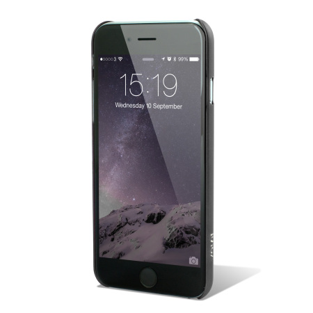 Elements Ultra Thin iPhone 6S / 6 Shell Case - Black