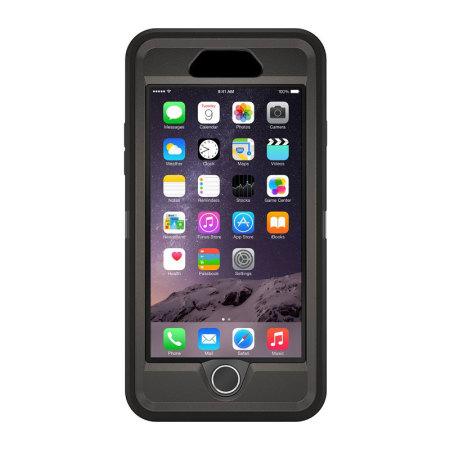 OtterBox Defender Series iPhone 6S Plus / 6 Plus Case - Black