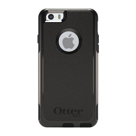 new product 842f0 398fa OtterBox Commuter Series iPhone 6S Plus / 6 Plus Case - Black