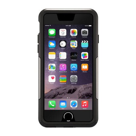 otterbox for iphone 6 otterbox commuter series iphone 6s plus 6 plus black 15811
