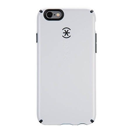 Speck CandyShell iPhone 6S / 6 Case - White / Charcoal Grey