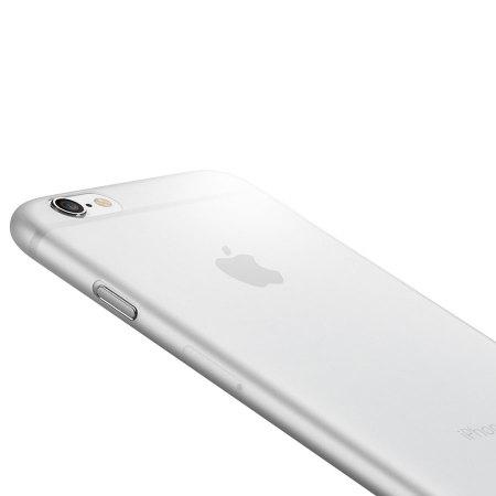 Spigen Air Skin iPhone 6S / 6 Shell Case - Soft Clear