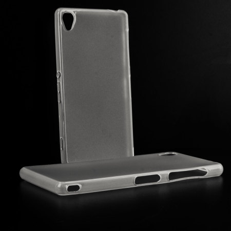 FlexiShield Sony Xperia Z3 Case - Frost White