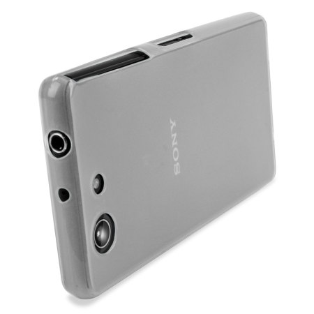 FlexiShield Sony Xperia Z3 Compact Gel Case - Frost White