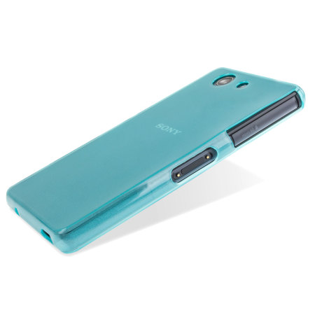 FlexiShield Sony Xperia Z3 Compact Gel Case - Blue