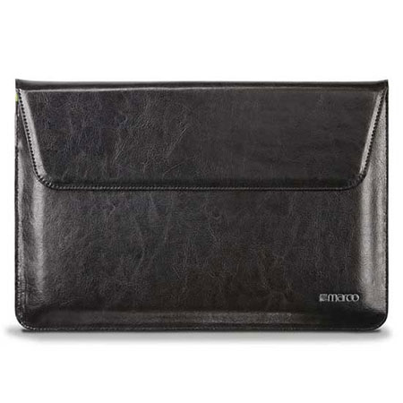 Maroo Microsoft Surface Pro 3 Executive Leather Sleeve - Black