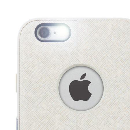 Moshi SenseCover iPhone 6S Plus / 6 Plus Smart Case - Beige