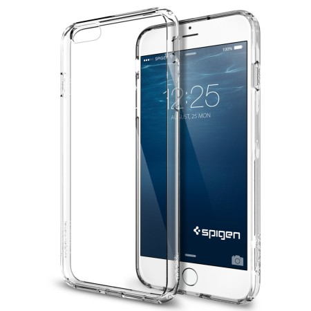 return policy spigen ultra hybrid iphone 6s plus/6 plus bumper case crystal clear has fairly