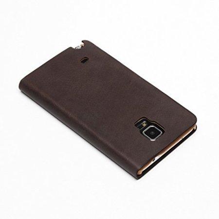 zenus tesoro samsung galaxy note 4 leather diary case black