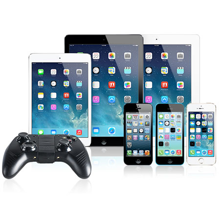 Manette de jeux iPhone / iPad / iPod Touch Lightning MOGA Rebel