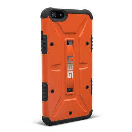 low cost 1099b 42a92 UAG Outland iPhone 6S Plus / 6 Plus Protective Case - Orange