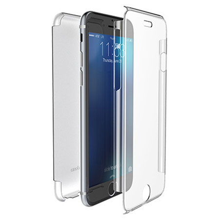 carcasa 360 iphone 7 plus transparente