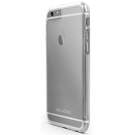 c65f6331736 Funda iPhone 6s / 6 X-Doria Defense 360 - Transparente