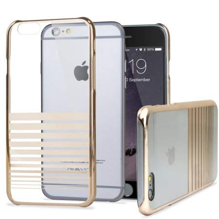 Olixar Melody iPhone 6S Hard Case - Gold