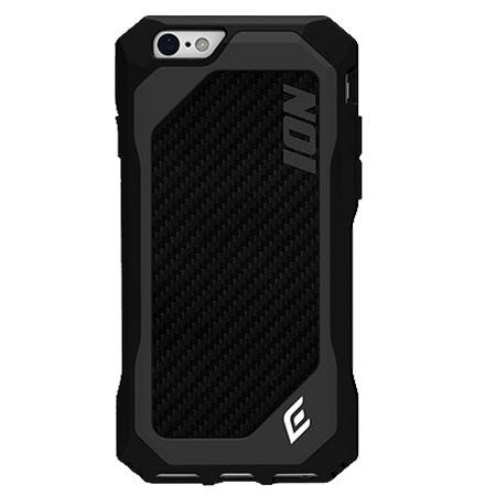 Coque iPhone 6 ElementCase ION - Fibre de Carbone