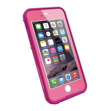 LifeProof Fre iPhone 6 Waterproof Case - Power Pink