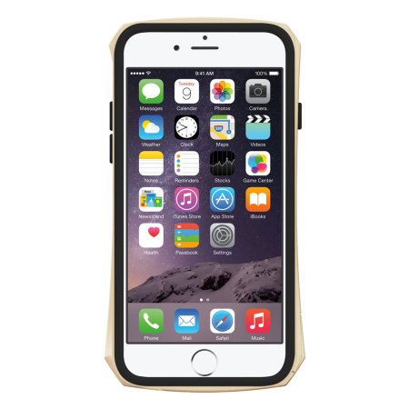 Seidio TETRA iPhone 6S / 6 Aluminium Bumper - Gold