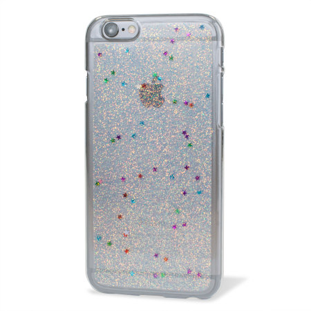 Encase Glitter Sparkle iPhone 6S / 6 Case - Silver