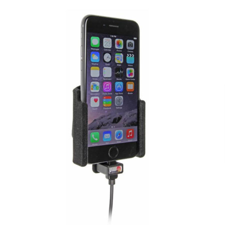 Brodit iPhone 7 / 6 Active Car Holder With Tilt Swivel and Cig-Plug