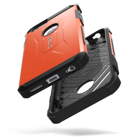 iphone 6 coque orange