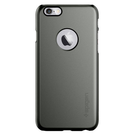 Spigen Thin Fit A iPhone 6S Plus / 6 Plus Shell Case - Gunmetal