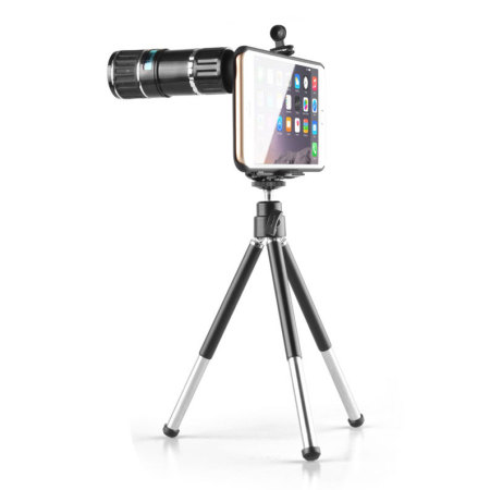 iphone 6s plus 6 plus 12x zoom telescope with tripod