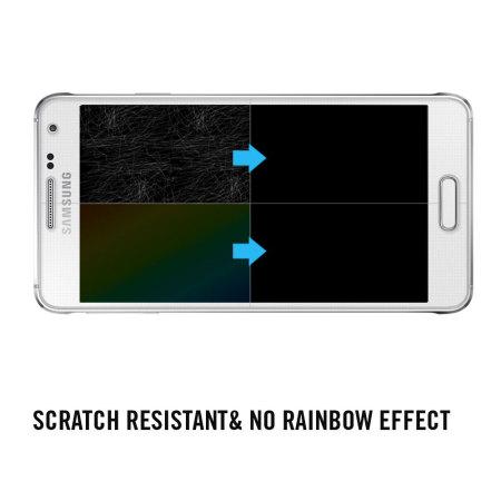 Spigen Steinheil Ultra Crystal Galaxy Alpha Screen Protector