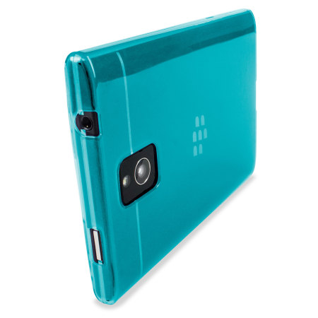 Encase FlexiShield BlackBerry Passport Case - Light Blue