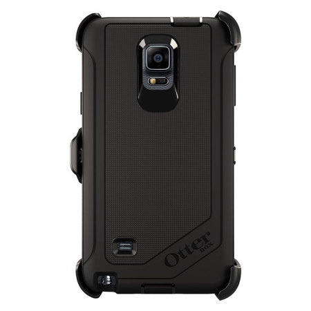 OtterBox Defender Series Samsung Galaxy Note 4 Case - Black