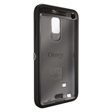new concept 45d89 6dc52 OtterBox Defender Series Samsung Galaxy Note 4 Case - Black
