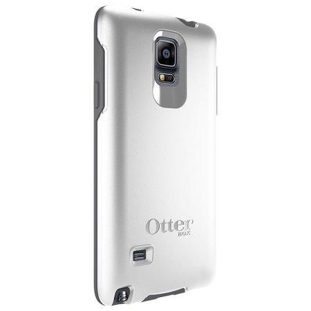 OtterBox Symmetry Samsung Galaxy Note 4 Case - Glacier