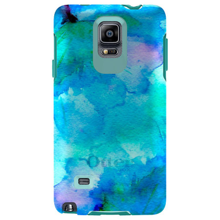 size 40 c2206 41a77 OtterBox Symmetry Samsung Galaxy Note 4 Case - Floral Pond
