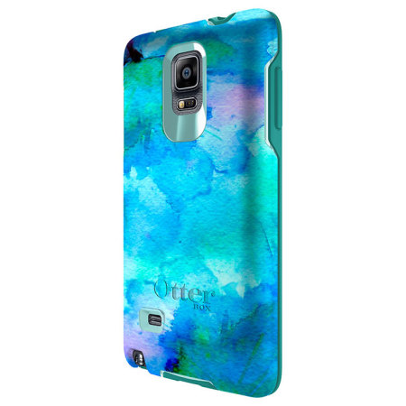 size 40 322fd 95467 OtterBox Symmetry Samsung Galaxy Note 4 Case - Floral Pond