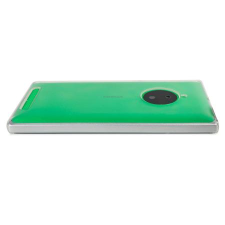 FlexiShield Skin For Nokia Lumia 830 - Clear