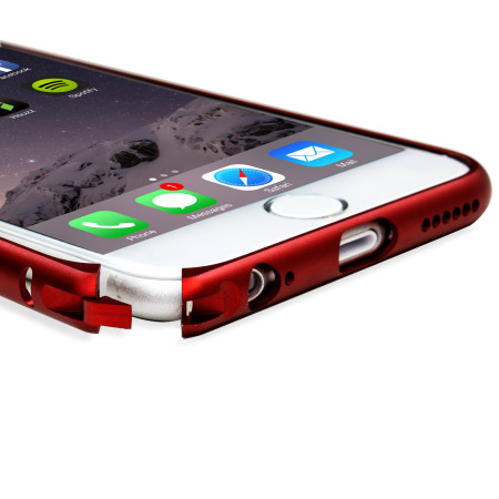 iphone 6 case red slom