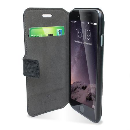 premium selection 2f63f 40c6c Miracase Karson iPhone 6 Wallet Case - Black