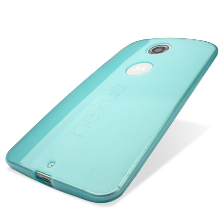 Encase FlexiShield Google Nexus 6 Case - Blue